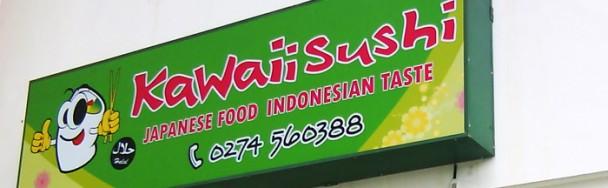 Kawaii Sushi Jogja
